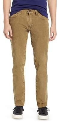 Levi's 511(TM) Slim Fit Corduroy Pants