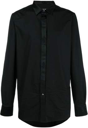 Alexander McQueen straight fit shirt
