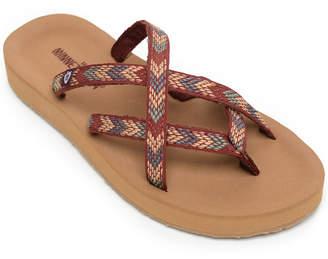 Minnetonka Hanna Flip Flop Women Shoes