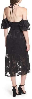 WAYF Casper Midi Dress