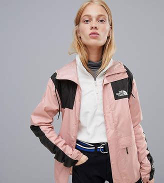 The North Face Exclusive to ASOS Mountain Jacket 1985 Seasonal Celebration in Pink
