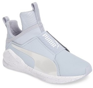 Women's Puma Fierce Bleached High Top Sneaker $99.95 thestylecure.com