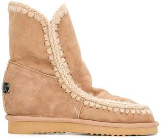Mou 'Eskimo' inner wedge boots