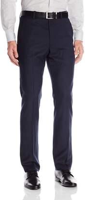 Perry Ellis Men's Solid Slim Fit Pant