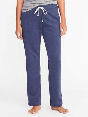 Fleece Straight-Leg Sweatpants for Women $24.99 thestylecure.com