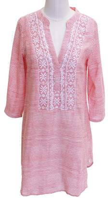 Mark And Graham Womens Embroidered Cover-Up