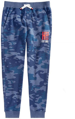 Tommy Hilfiger Big Boys Camo-Print Jogger Pants