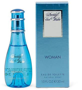 Davidoff Cool Water for Ladies Eau de Toilette Spray, 1.0 oz./30 mL