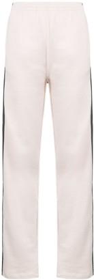 MM6 MAISON MARGIELA side strip track pants