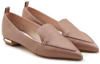 Nicholas Kirkwood Beya Leather Loafers