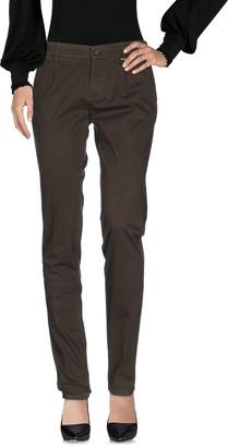 Grey Daniele Alessandrini Casual pants - Item 13065965EH