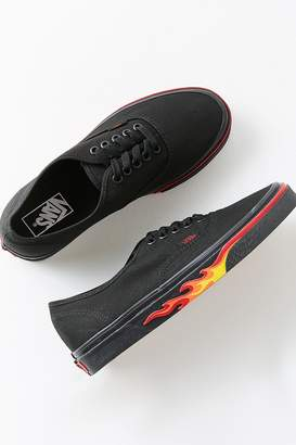 Vans Authentic Flame Wall Sneaker
