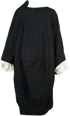 Comme des Garcons ruffle sleeve dress