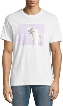 Wesc Men's Max Enemies Graphic T-Shirt