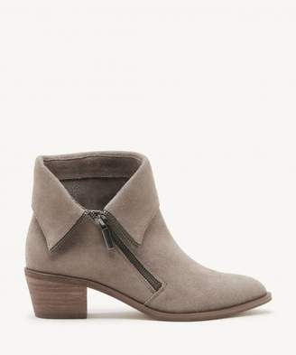 Sole Society Nickelle Side Zip Bootie