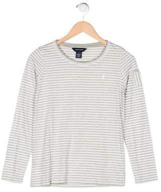 Ralph Lauren Boys' Striped Long Sleeve Shirt