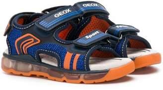 Geox Kids open toe active sandals