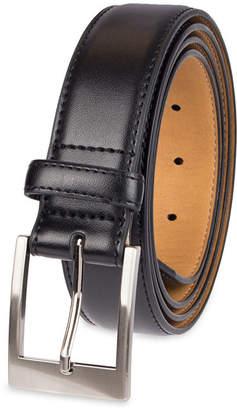 STAFFORD Stafford Men's Leather Belt - Big & Tall