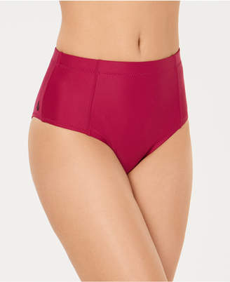 Volcom Juniors' Simply Solid Retro Swim Bottoms