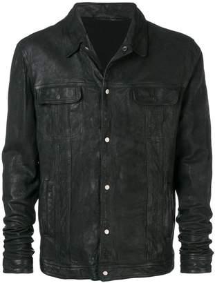 Salvatore Santoro worn jacket