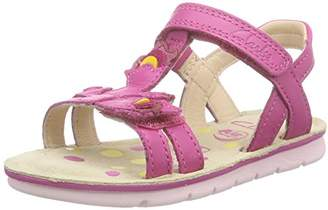 73680062615 at Amazon.co.uk · Clarks Girls  MimoGracie Inf Ankle Strap Sandals Pink  Size