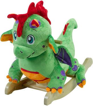 Dragon Optical Rockabye Poof Lil' Wooden Rocker