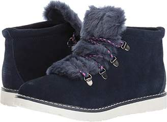 Skechers BOBS from Women's Bobs Alpine-Faux Fur Eva Ankle Bootie