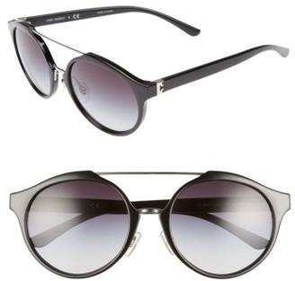 Women's Tory Burch 54Mm Sunglasses - Black Gradient $195 thestylecure.com