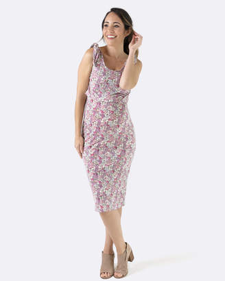 Lyla Midi Tank Dress