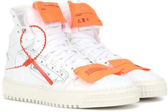 Off-White Off White Leather sneakers