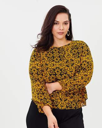 Lulu ICONIC EXCLUSIVE Balloon Sleeve Top