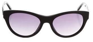Just Cavalli Tinted Cat-Eye Sunglasses