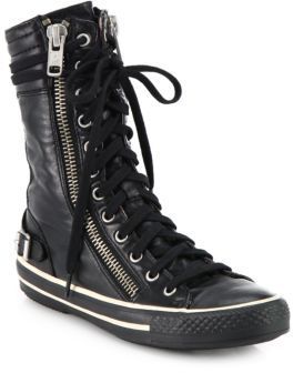 Ash Voice High-Top Sneakers
