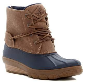 Sperry Saltwater Wedge Tide Boot