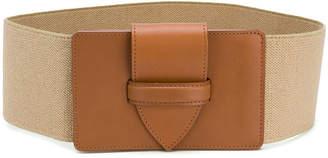 Golden Goose woven buckled belt