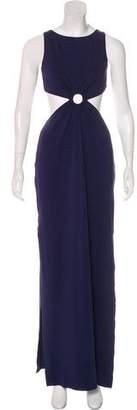 Michael Kors Cutout Maxi Dress