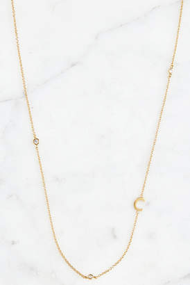 Tai Gold Alphabet Necklace C