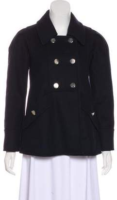 Marc by Marc Jacobs Double-Breasted Wool Jacket