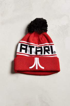 a22024e9b7b at Urban Outfitters · Urban Outfitters Atari Pompom Beanie
