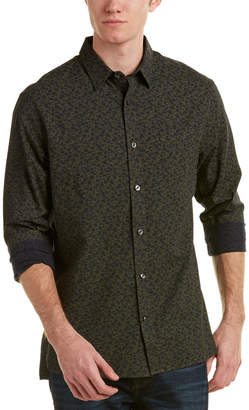 Vince Melrose Square Hem Shirt