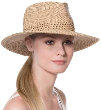Eric Javits Fashion Designer Women's Headwear Hat - Squishee Bayou