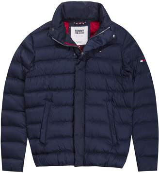 Puffa HI AND FLY Mid-Season Short Padded Jacket with High Neck