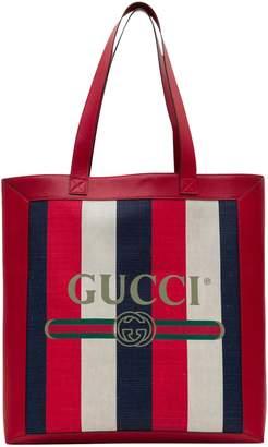 Gucci Print Tote