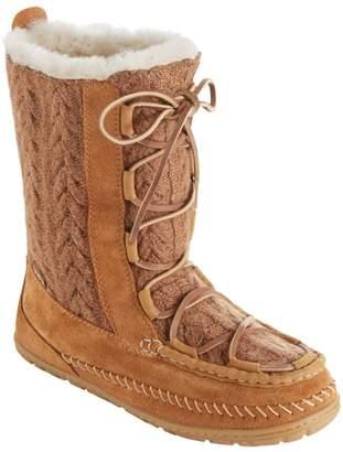 L.L. Bean L.L.Bean Wicked Good Lodge Boots, Knit