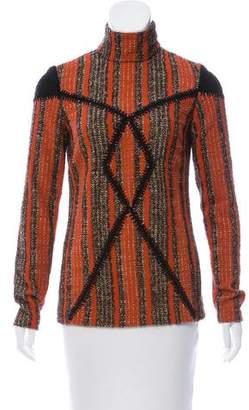 Thakoon Pattern Knit Sweater