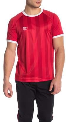 Umbro Vertical Stripe Soccer Jersey