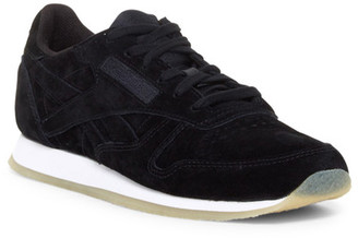 Reebok Classic Leather Crepe Neutral Pop Sneaker (Women) $79.99 thestylecure.com
