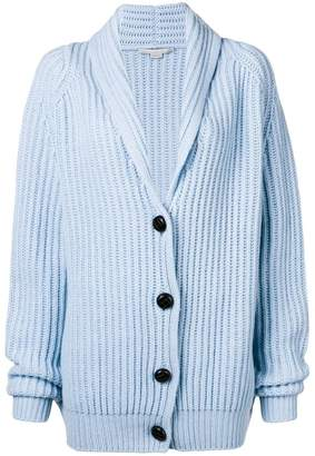 Stella McCartney oversized ribbed cardigan