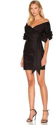 Fame & Partners x REVOLVE Issa Wrap Dress