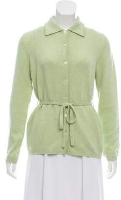 Malo Cashmere Knit Cardigan